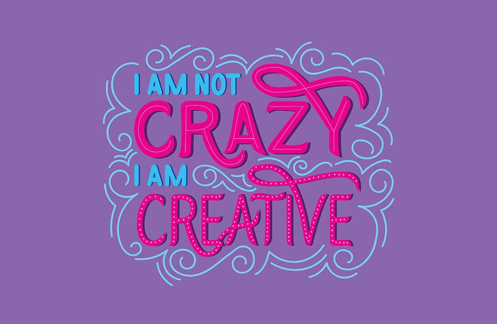 im-not-crazy-lettering